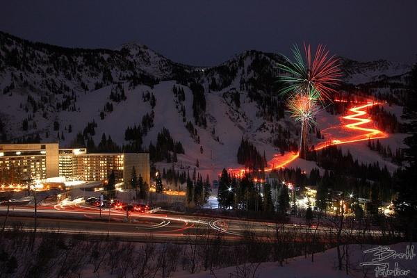 snowbird-torchlight-parade-and-fireworks